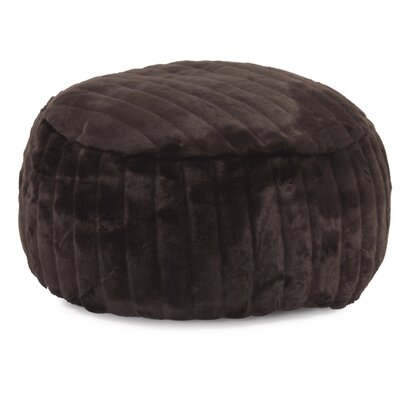 Billericay Pouf Color: Brown