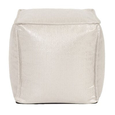 Birness Pouf Color: Sand