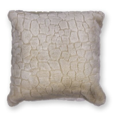 Shoreham Faux Fur Throw Pillow