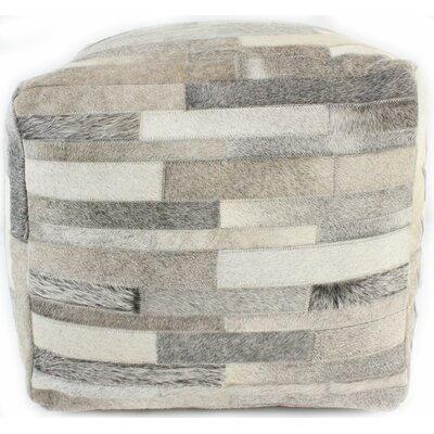 Cadencia Ottoman Upholstery: Gray