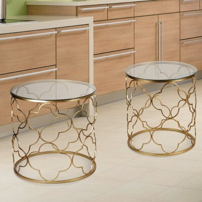 Alexina 2 Piece Nesting Tables