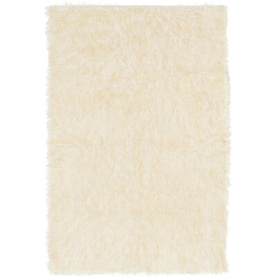 Barrymore Cream Area Rug Rug Size: Rectangle 2 x 3