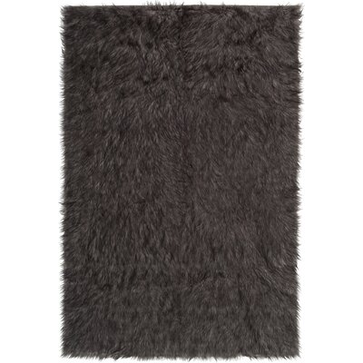 Barrymore Brown Area Rug Rug Size: Rectangle 2 x 3