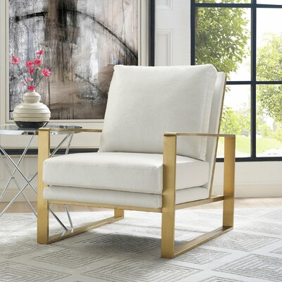 Nea Textured Armchair