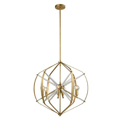 Alderfield 6-Light Foyer Pendant