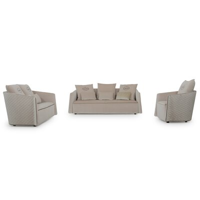 Cummings 3 Piece Living Room Set