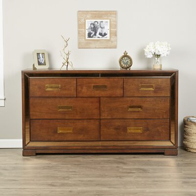 Frederic 7 Drawer Dresser