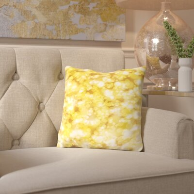 Shiflet Sparkley Shiny Throw Pillow Size: 14 H x 14 W x 2 D
