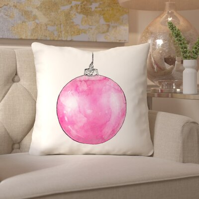 Chic Ornament I Throw Pillow