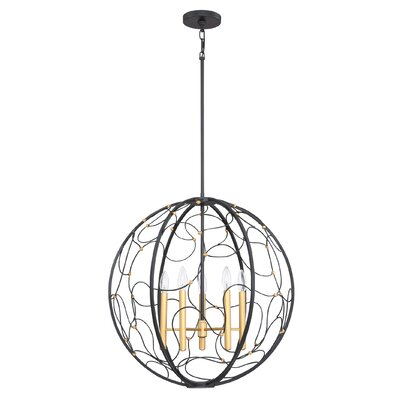 Belgrave 5-Light Foyer Pendant