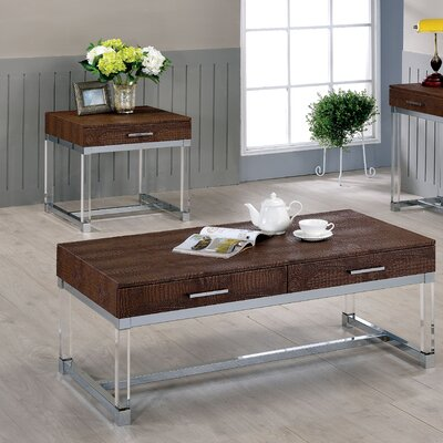 Maxwell 2 Piece Coffee Table Set