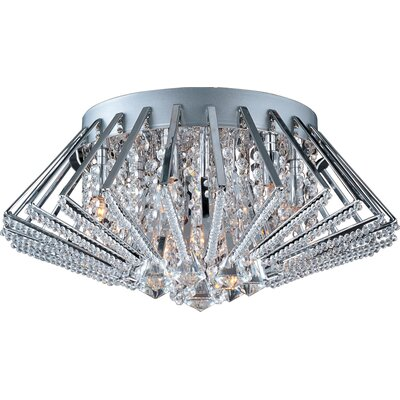 Eglise 9-Light Flush Mount