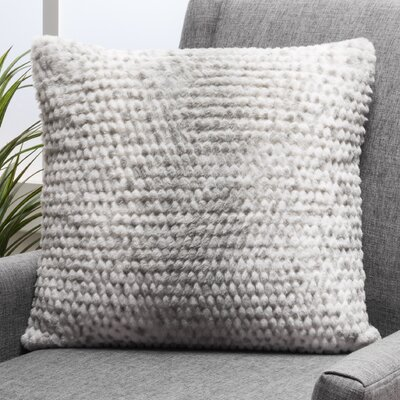 Stony Stratford Plush Fabric Throw Pillow