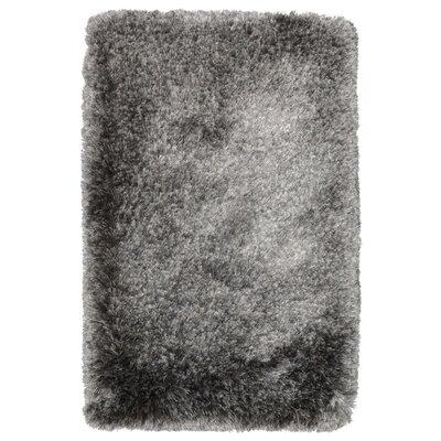 Olivine Hand-Woven Dark Gray Area Rug Rug Size: Rectangle 2 x 3