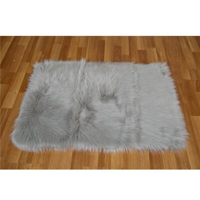 Chantay Gray Area Rug