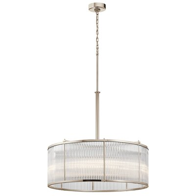 Glenavy 8-Light Chandelier/Pendant