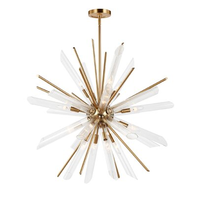 Atkins 16-Light Cluster Pendant