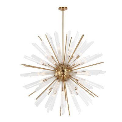 Atkins 41-Light Cluster Pendant