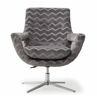 Baldon Swivel Arm Chair