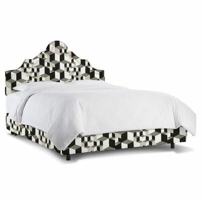 Alas Panel Bed