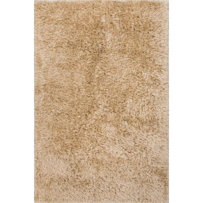 Chalfont Solid Ivory/White Rug Rug Size: 4 x 6