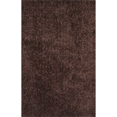 Woodside Taupe Solid Area Rug Rug Size: 36 x 56