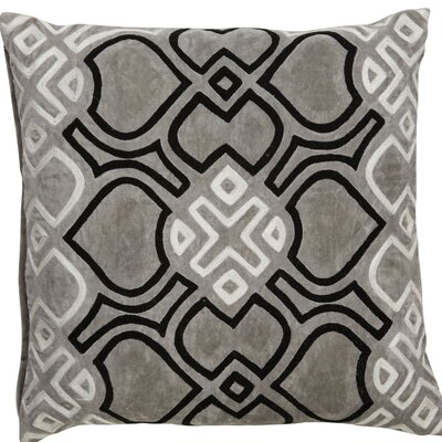 Brightwood Tribal Pattern Square Throw Pillow