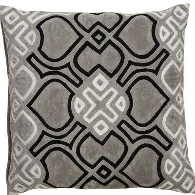 Brightwood Tribal Pattern Throw Pillow