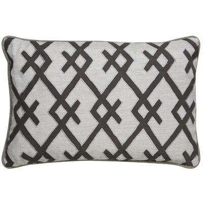 Brightwood Geometric Pattern Rectangular Throw Pillow