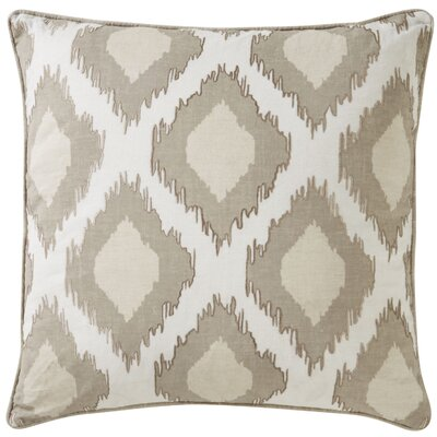 Kilburn Tribal Pattern Linen Throw Pillow