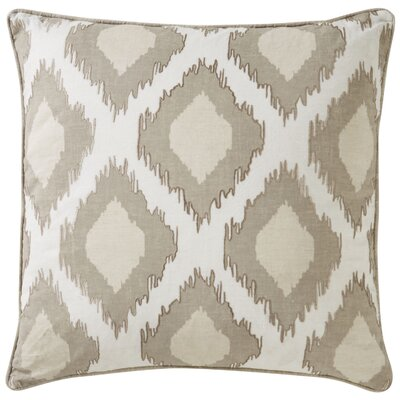 Kilburn Tribal Pattern Linen Throw Pillow