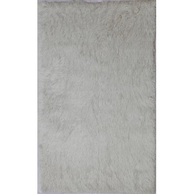 Chalfont White Area Rug Rug Size: Rectangle 8 x 10