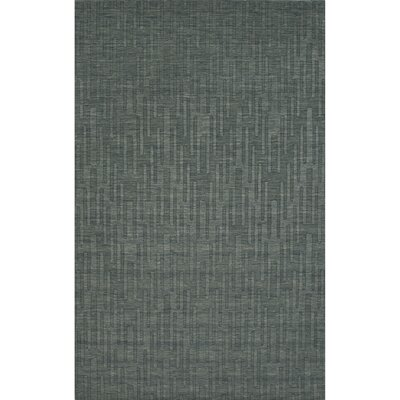 Greenford Wool Solids/Handloom Black Area Rug Rug Size: Rectangle 2 x 3