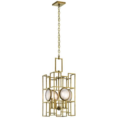 Colindale 4-Light Foyer Pendant