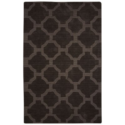 Brompton Hand-Tufted Gray Area Rug Rug Size: 2' x 3'