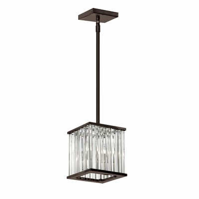 Dru 2-Light Mini Pendant