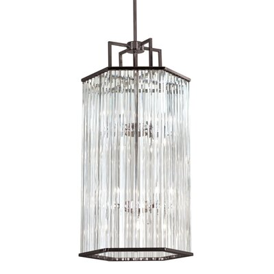 Dru 8-Light Pendant