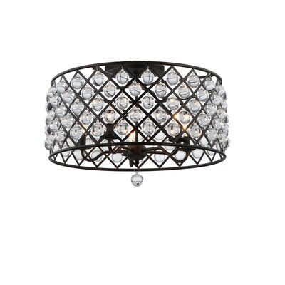 Lutterworth 5-Light Semi Flush Mount