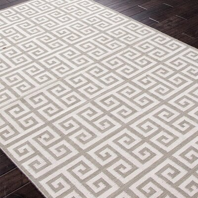 Ginger Inky Sea Geometric Area Rug Rug Size: 2 x 3