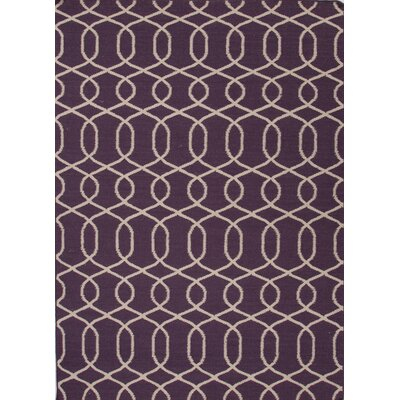 Alcalde Purple Area Rug Rug Size: Runner 26 x 8