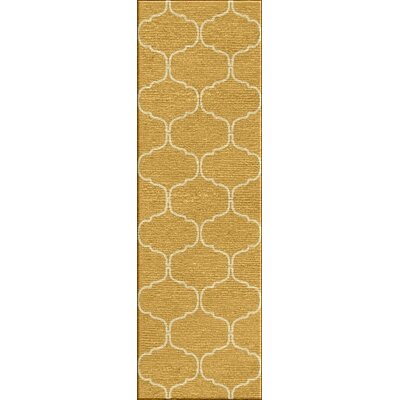Wilder Savannah Green Moroccan Area Rug Rug Size: Rectangle 5 x 8