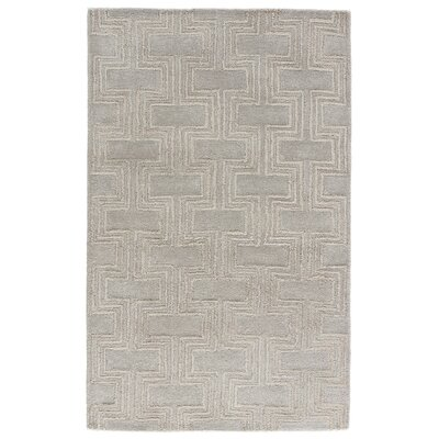 Blondell Hand-Tufted Goat/Fog Area Rug Rug Size: Rectangle 96 x 136