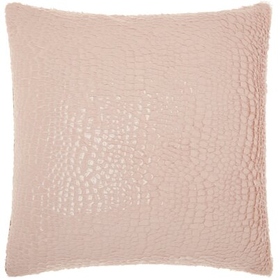 Beacham Throw Pillow Color: Blush