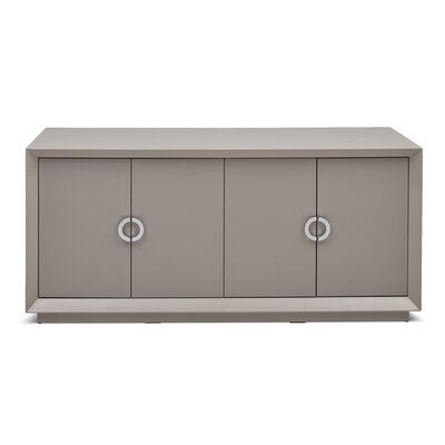 Recio Monroe Sideboard Color: Grey