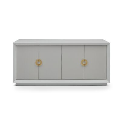 Recio Sideboard Color: White