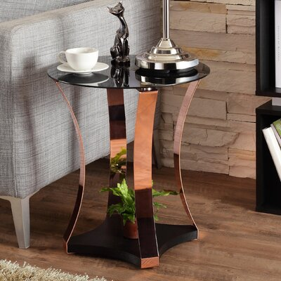 Hodimont Contemporary End Table