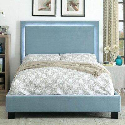 Taylor Upholstered Platform Bed