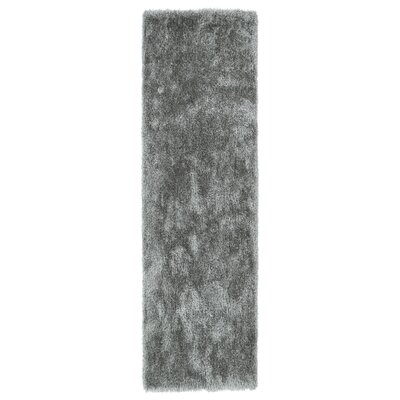 Selman Silver Area Rug Rug Size: Runner 23 x 8