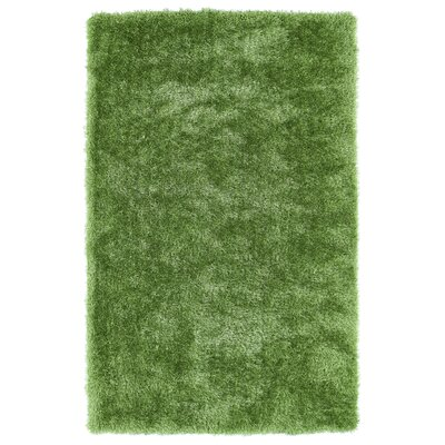Caine Lime Green Area Rug Rug Size: Rectangle 9 x 12