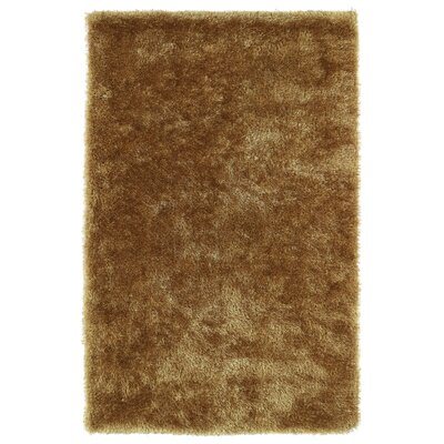 Caine Gold Area Rug Rug Size: Rectangle 2 x 3